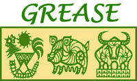 GREASE logo © GREASE, Thailand